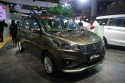 Suzuki Ertiga Terbaru Dipatok Terjual 5.000 Unit Per Bulan