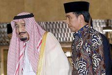Ditanya soal Kekecewaan terhadap Raja Salman, Jokowi Sebut Cuma Guyon