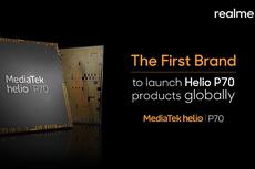 Inikah Ponsel Android Pertama Pakai Chip Helio P70?
