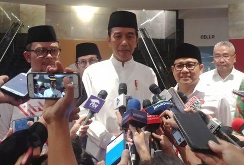 Jokowi: La Nyalla Sudah Minta Maaf Tiga Kali, Saya Maafkan...