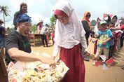 'Trauma Healing' Korban Longsor Sukabumi, Makanan ala Hotel hingga Dihibur Artis