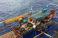Curi Ikan di Laut Indonesia, Kapal Berbendera Filipina Tenggelam