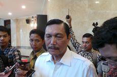 Menko Luhut Bahas Soal Cantrang dengan Menteri Susi