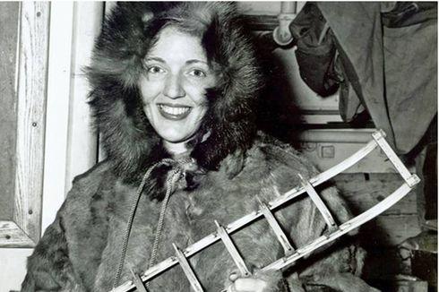 20 Februari 1935, Caroline Mikkelsen Jadi Perempuan Pertama Capai Antarktika