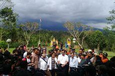 Pencabutan Status Tanggap Darurat di Bali Dibahas di Rapat Terbatas Bersama Jokowi