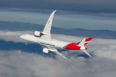 Terdengar Bunyi Keras saat Terbang, Pesawat Qantas Mendarat Darurat