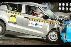 Suzuki Swift Cuma Raih Dua Bintang Dalam Uji Tabrak