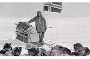 14 Desember 1911, Roald Amundsen Orang Pertama Mencapai Kutub Selatan