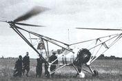 Hari Ini dalam Sejarah: Kisah Penerbangan Helikopter untuk Kali Pertama