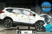 Honda CR-V Raih 5 Bintang ASEAN NCAP