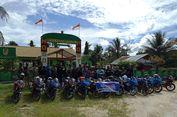 Suzuki GSX 150 Antar Bantuan ke Desa Perbatasan Papua Nugini