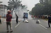 Ini Penyebab Feeder Transjakarta Terbakar di Jatinegara