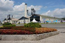 HUT ke-20, Kementerian BUMN Adakan Fun Bike di Eks Pabrik Gula