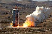 China Luncurkan Satelit Resolusi Tinggi Pemantau Lingkungan