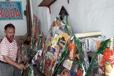 Penjualan Parsel di Jakarta Barat Melonjak Jelang Perayaan Idul Fitri