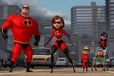 Raup Rp 2,4 Triliun, Incredibles 2 Jadi Film Animasi Terlaris