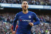 Hazard Akan Berlabuh ke Real Madrid Seusai Final Liga Europa