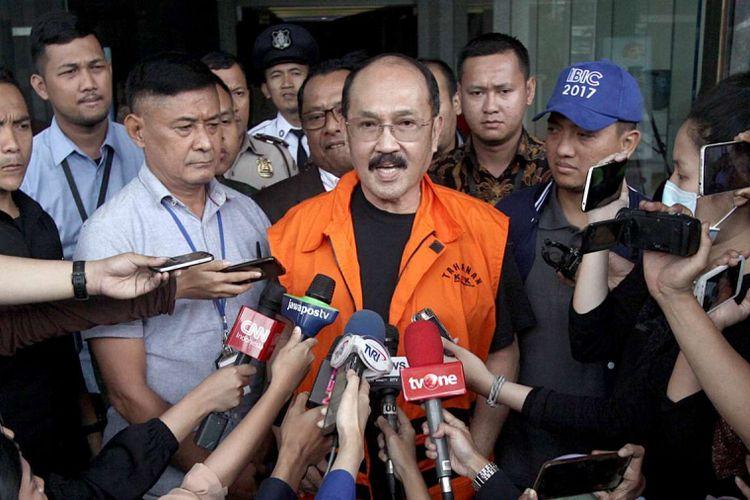 Fredrich Yunadi Resmi Diberhentikan dari Perhimpunan Advokat Indonesia