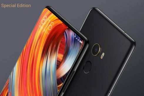 Video Kontrol Gestur Xiaomi Mi Mix 2S Mirip iPhone X