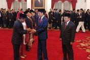 Pengamat: Ada yang Mengganjal dari Jokowi dalam Reshuffle Kali Ini...