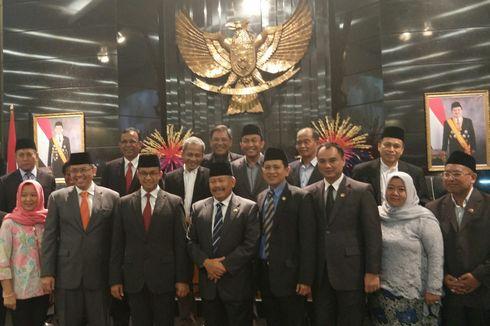 DPRD DKI Umumkan 5 Anggota Dewan yang Mengundurkan Diri