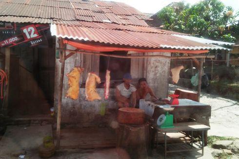 Perjalanan Daging Anjing di Medan, dari Pasar hingga Piring Makan (2)