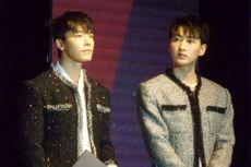 Gita Gutawa Makan Malam Bareng Donghae dan Eunhyuk Super Junior