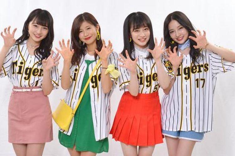 Penampilan NMB48 pada Senin, 8 Juli (Setelah penampilan Tigers Girls)