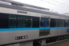 Penampakan MRT dan Bedanya dengan KRL Commuter Line
