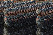 Militer China Mulai Kurangi Jumlah Tentara Angkatan Darat