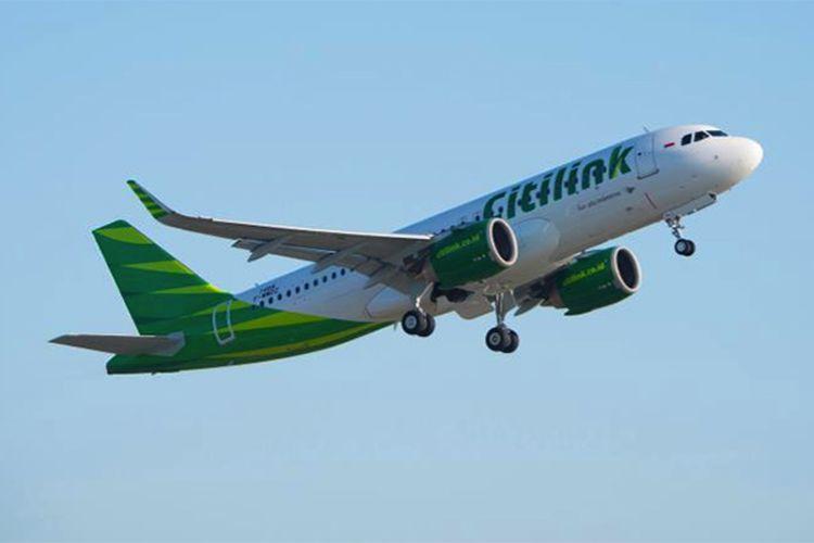 Airbus A320neo pertama diterima Citilink, Kamis (23/2/2017).