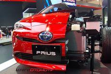 Toyota Blak-blakan Soal Mobil Hybrid