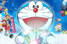 Di Jepang, Doraemon Kalahkan Black Panther