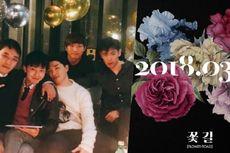 Singel Perpisahan BIGBANG Merajai Tangga Musik Tiga Negara