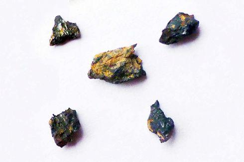 Kali Pertama Ditemukan di Alam Semesta, Batu Mesir Bingungkan Peneliti