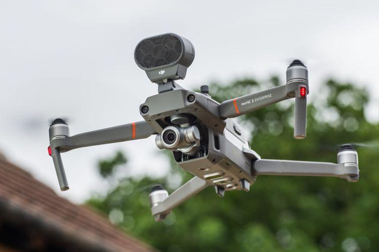 DJI resmi merilis Mavic 2 Enterprise, drone untuk misi penyelamatan.