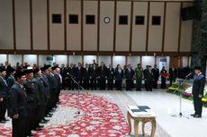 6 Plt Akhirnya Dilantik Jadi Pejabat Definitif Pemprov DKI