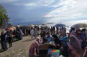 Pantai Ungu yang Kian Populer