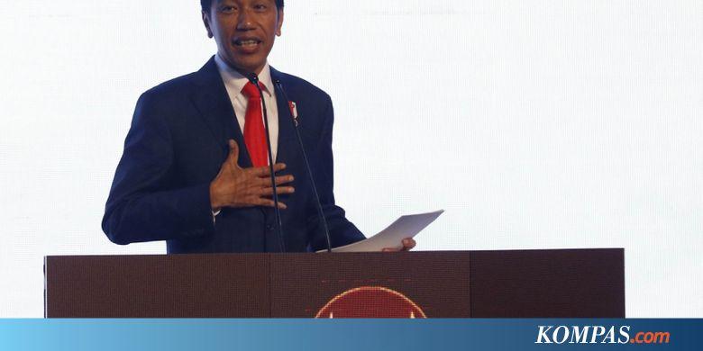 Jokowi : Kritik Harusnya Tidak Asbun!