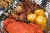 Tak Hanya Hidangan Laut Bercangkang, Ini Menu Baru The Holy Crab