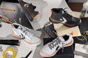 Desainer Legendaris Nike Ikut Desain Sepatu Basket Converse Terbaru