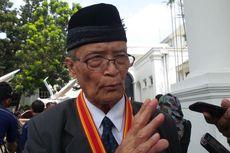 Buya Syafii: Yang Menyedihkan, Elite Politik Tidak Kompak Dukung KPK