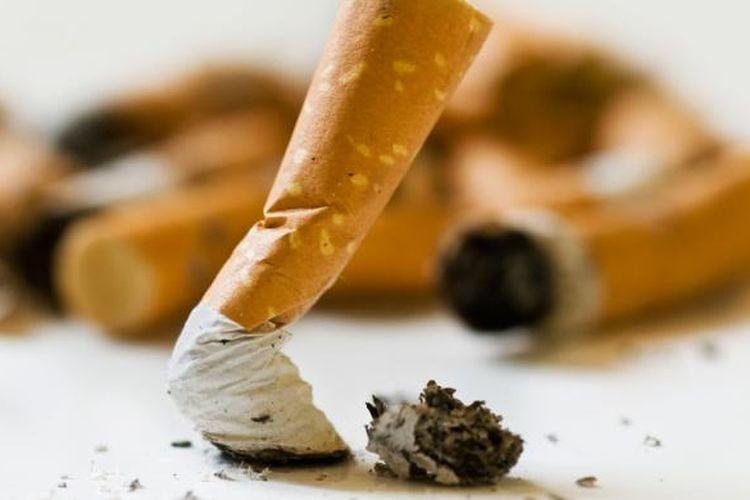 ilustrasi rokok