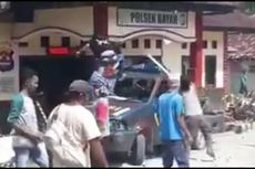 Kantor Polsek Bayah Banten Diserang Warga, Ini Dugaan Pemicunya
