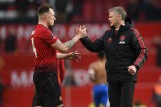 Resmi, Manchester United Perpanjang Kontrak Phil Jones
