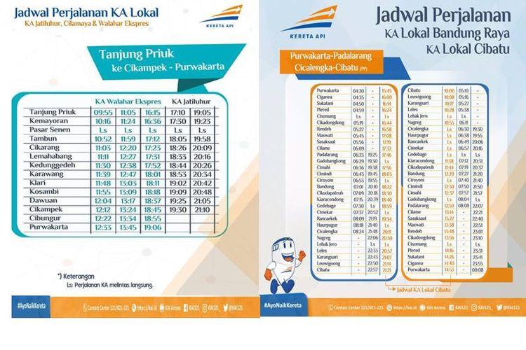 Naik Kereta Jakarta Bandung Bisa Cuma Rp 14 000 Begini Caranya