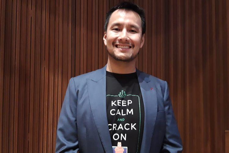 CEO GoBear Adrian Chang