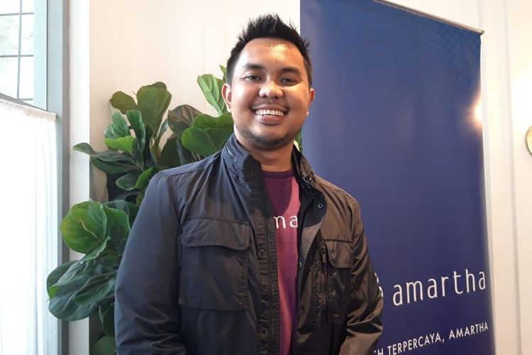 Founder dan CEO Amartha Andi Taufan Garuda Putra