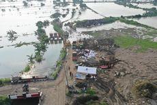 Atasi Banjir Kali Lamong, Pintu Air Ditambah, Aliran Diperlebar