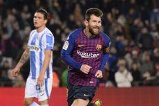 Barcelona Vs Leganes, Magis Dembele dan Messi Menangkan Tuan Rumah